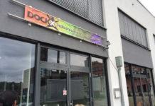 DockX&#;EinmitSpontactsorganisierterLasertag Abend