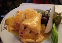 Frühstück im Café und Restaurant Anna Blume