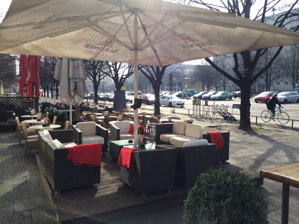 Brunch im Alberts am Alexanderplatz71