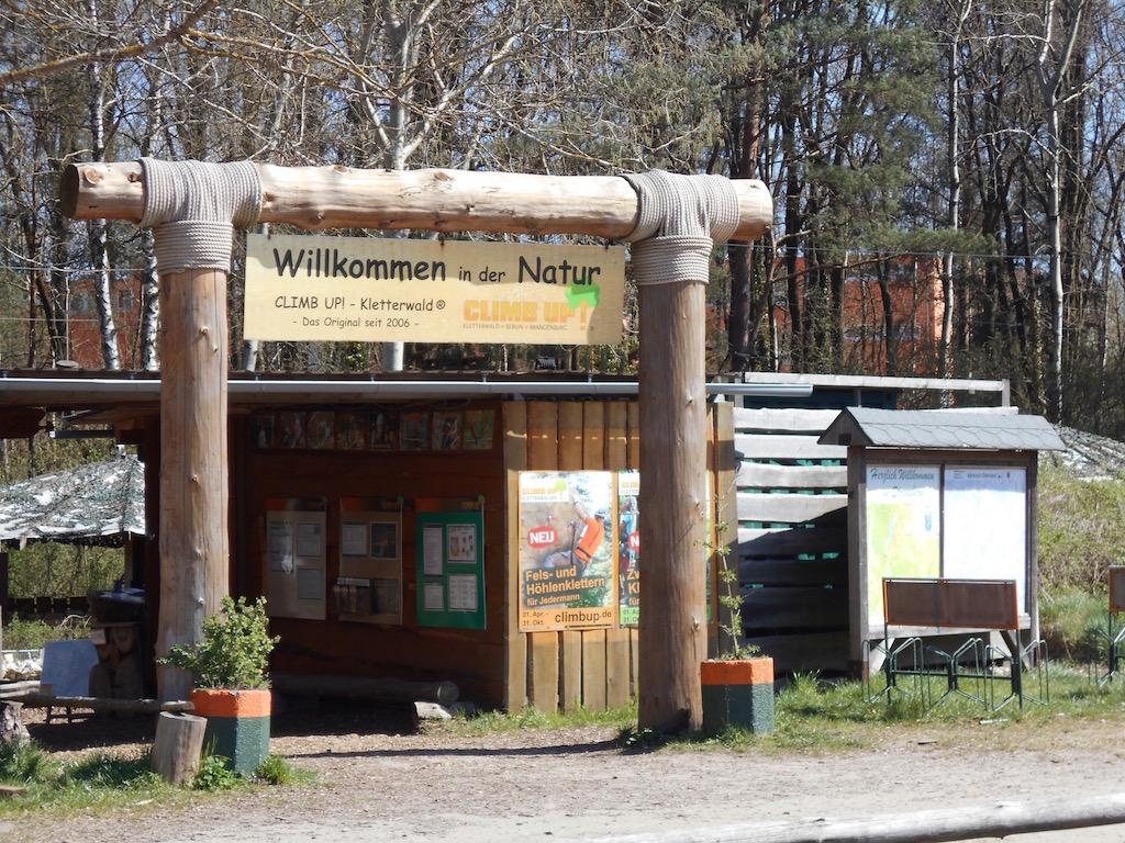CLIMB UP! – Kletterwald in Strausberg – Spaß am Drahtseil ...