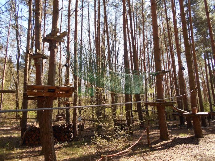 CLIMB UP, kletterwald, strausberg, spaß, Freizeit