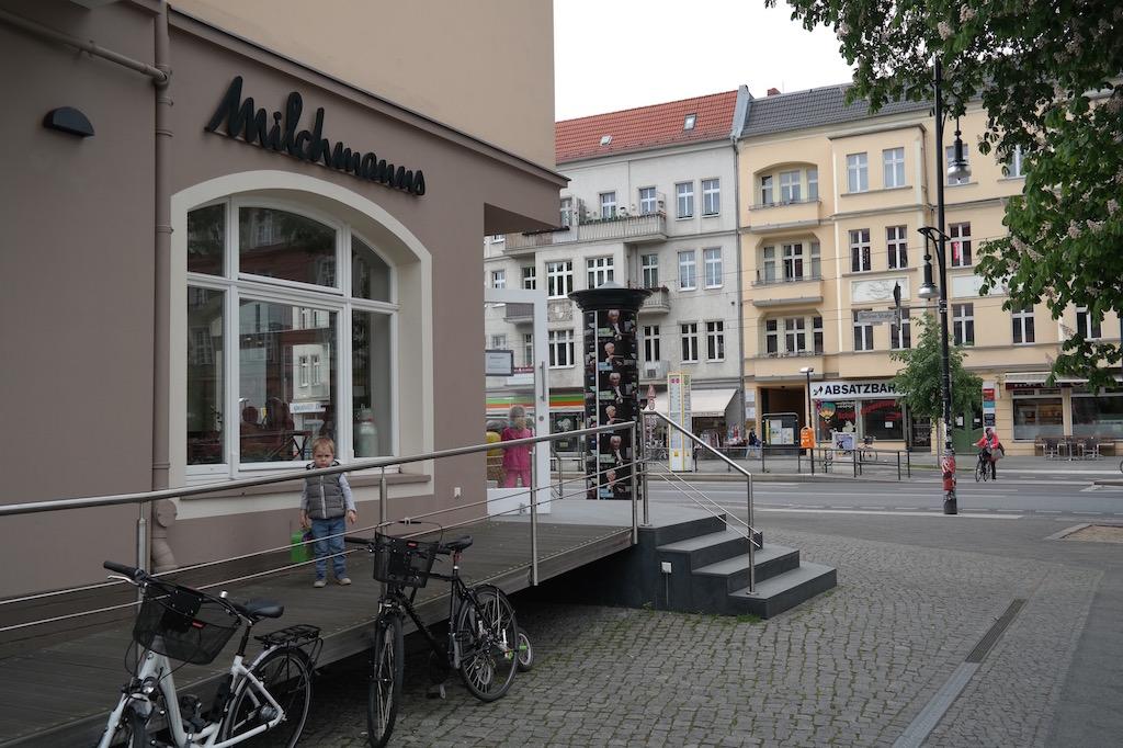 Milchmanns Café Frühstück Essen Kaffee Prenzlauer Berg Berlin