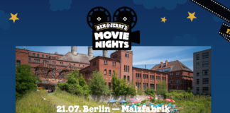 DieBen&#;Jerry´sMovieNight/FreeIceCream&#;FreeMoviesam..inBerlin