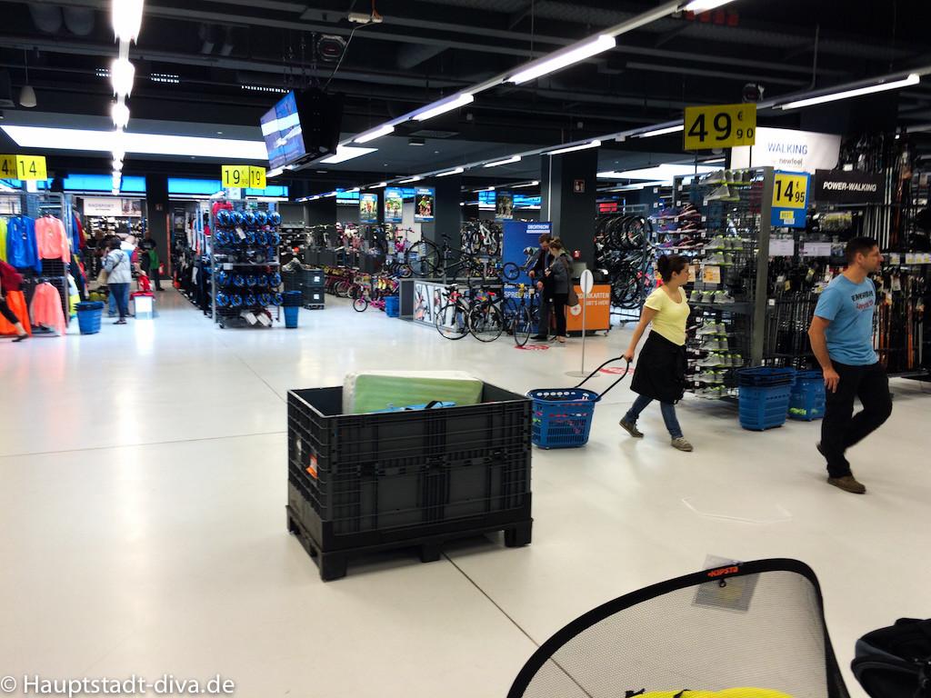 decathlon, shop, alexanderplatz, sport, geschäft6
