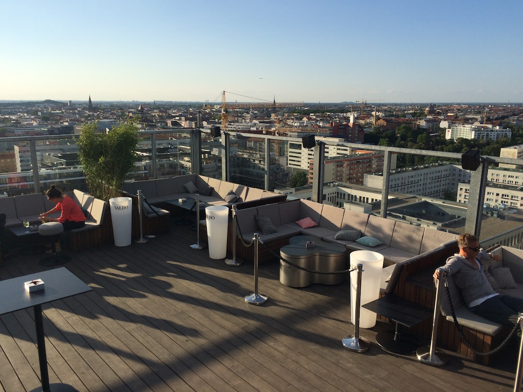 Roof Garden – House of Weekend | hauptstadt-diva.de