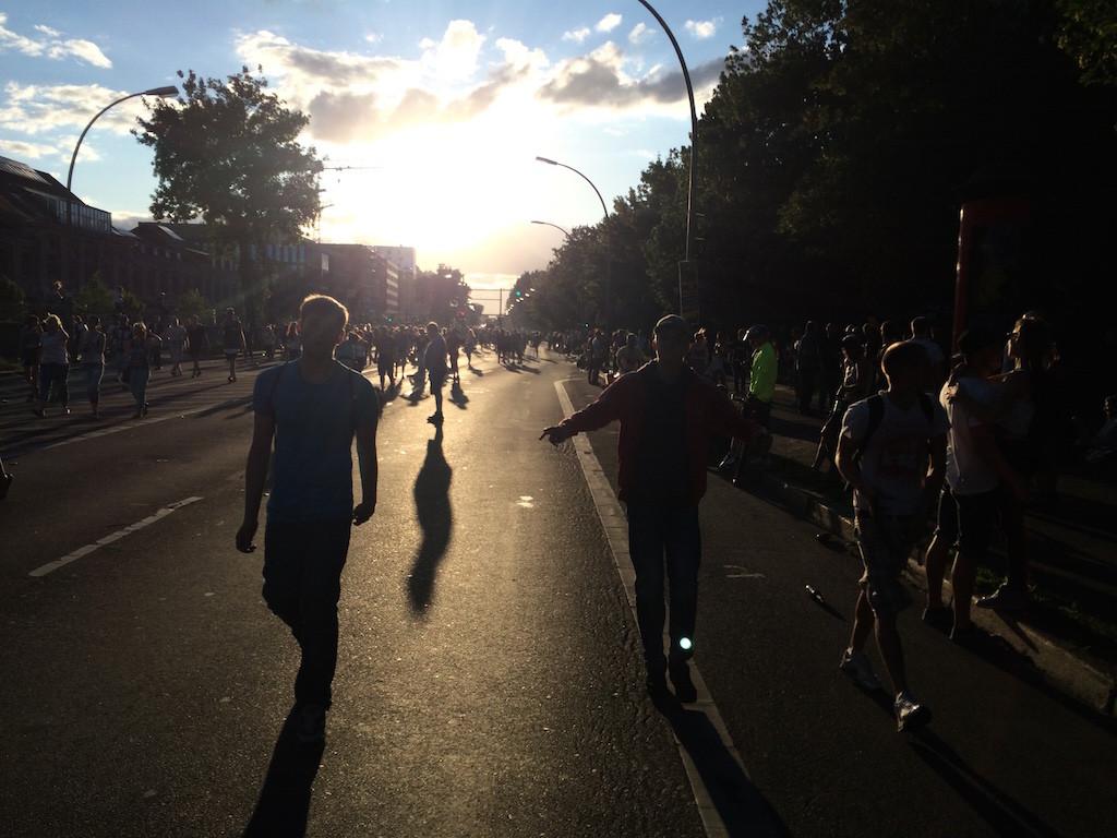 zug der liebe in berlin, erste veranstaltung, love parade ersatz, event, demontration54