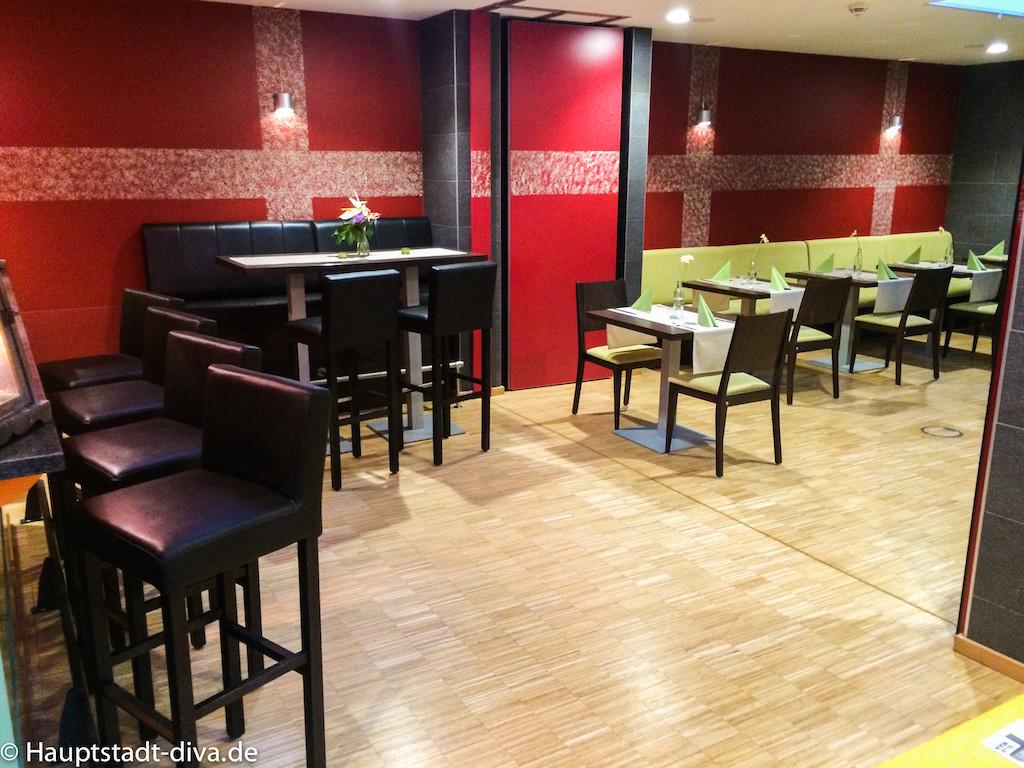 Binnenbereich holi restaurant