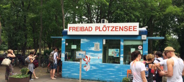 Freibad Plötzensee