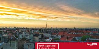 Aktionstag:BerlinsagtDanke!.Januar