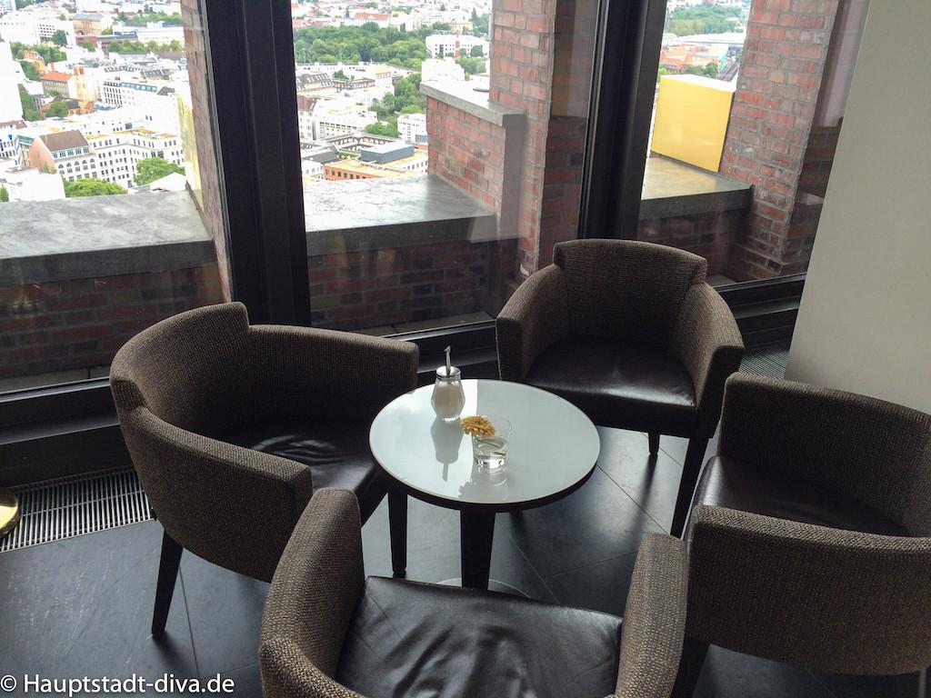 Panorama punkt, Potsdamer platz, Berlin, Aussicht, Kaffee, Kuchen, bitte 2