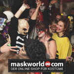 Die Maskworld Halloween-Party am 05.11.2016 im Astra