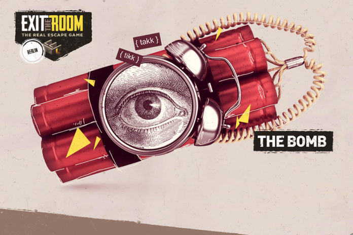 Exittheroom the bomb
