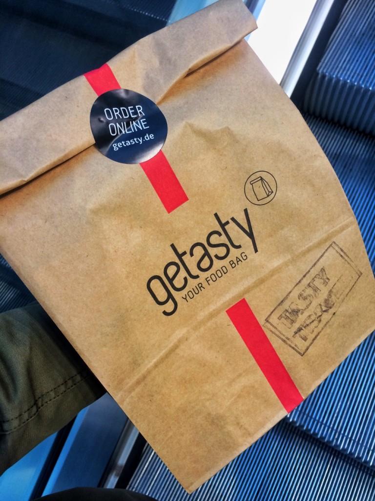 getasty bag