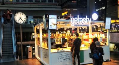 GETASTY - Your Food Bag