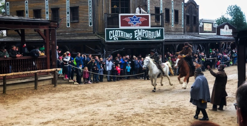 El Dorado Templin - Der Tagesausflug in die…
